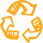 recycle-orange
